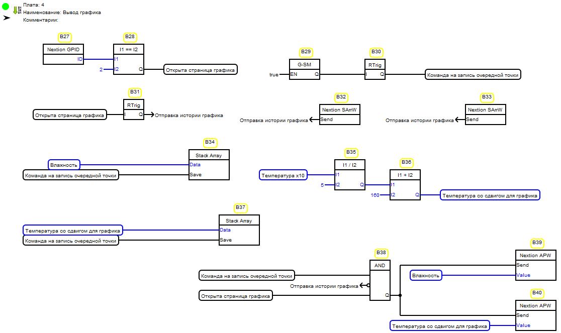 FLProg + Nextion HMI. Урок 2 - 50