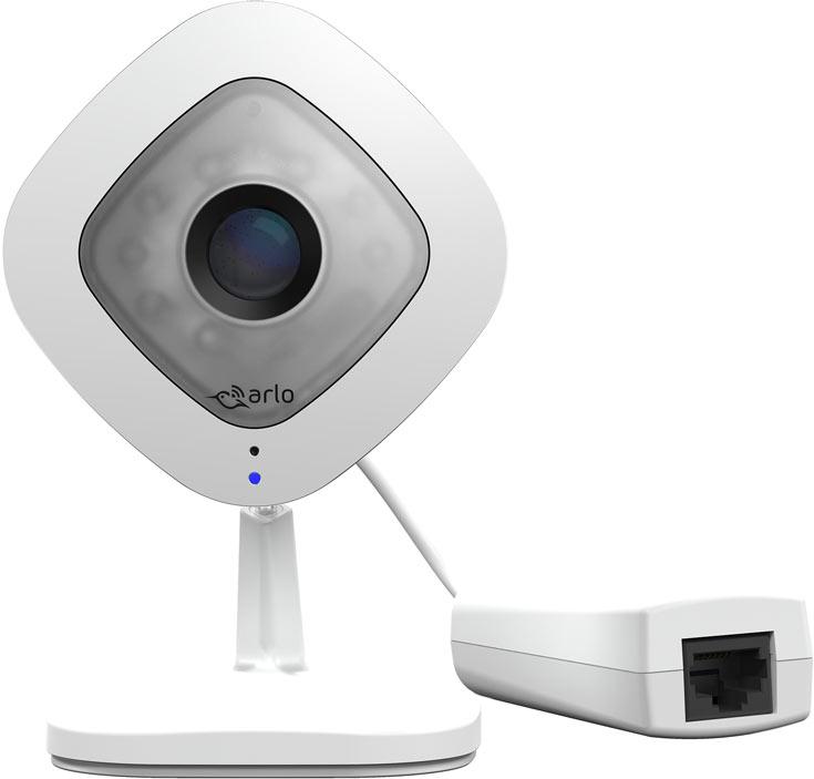Камера Arlo Q Plus поддерживает PoE