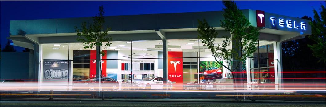 Tesla Motors откроет сеть электрозаправок в России и Украине - 1