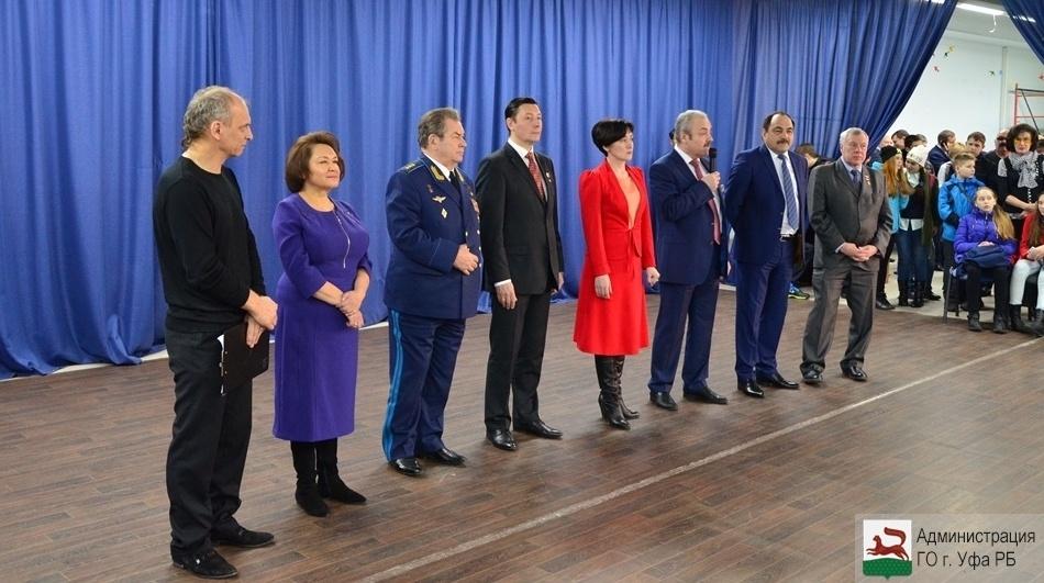 В Уфе открылся «Гагарин-центр» - 4