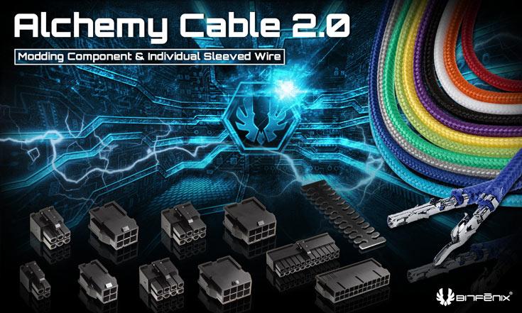 Кабели Alchemy 2.0, по словам производителя, рассчитаны на мощность до 1500 Вт