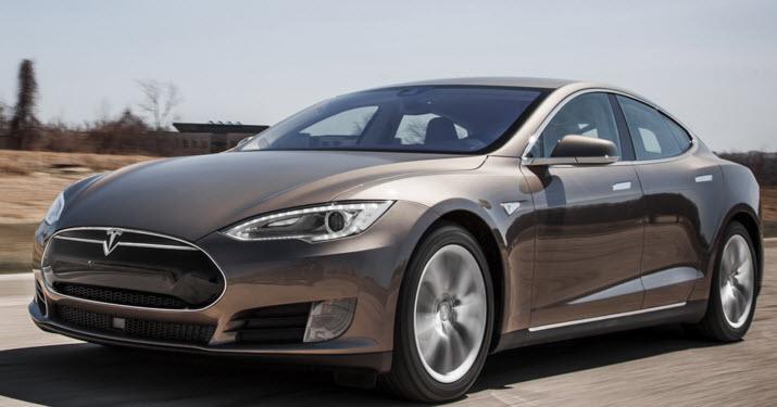 Tesla Model S может получить режим защиты от биологического оружия и более емкую АКБ