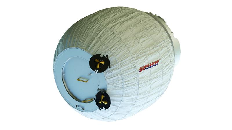 Надувной модуль МКС - 5
