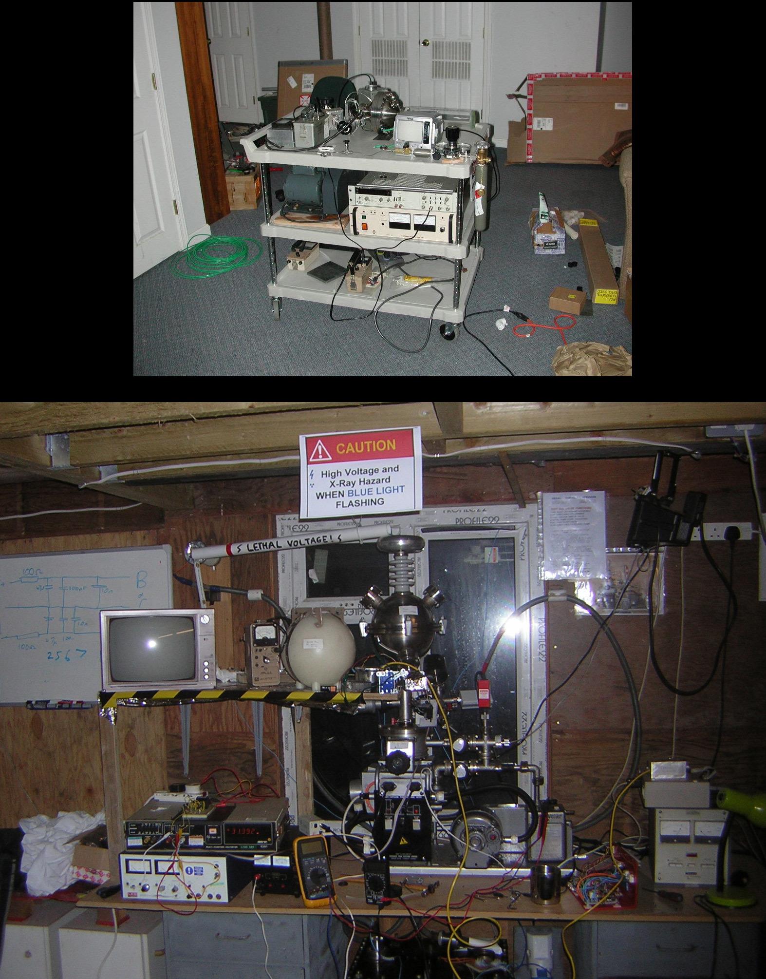 Старшеклассники собрали термоядерный реактор в гараже и ставят эксперименты - 4