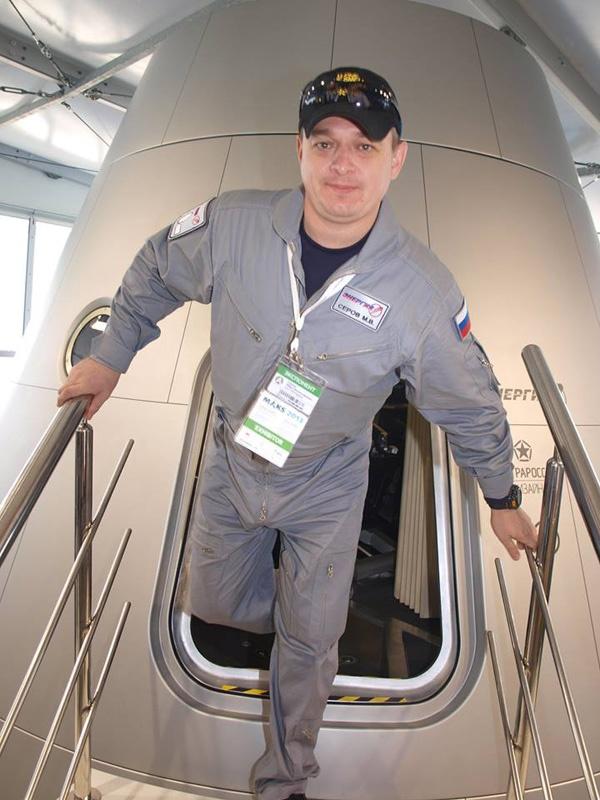 Экипаж звездолета «Россия» - 7