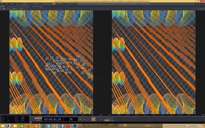 Использование камеры Intel RealSense с TouchDesigner. Часть 2 - 13