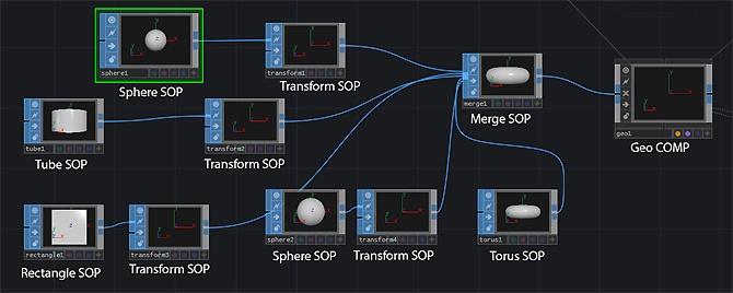 Использование камеры Intel RealSense с TouchDesigner. Часть 2 - 9