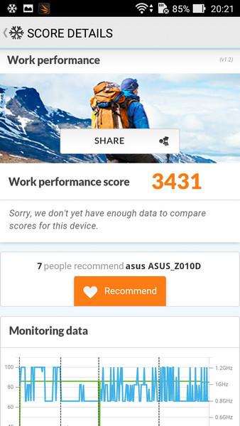 Обзор смартфона ASUS ZenFone Max - 63