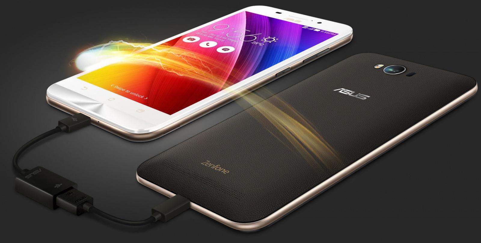 Обзор смартфона ASUS ZenFone Max - 66