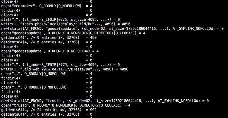 Пишем замену find(1) на golang под Linux - 1