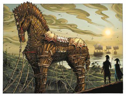 Современный троянский конь: история одного расследования - 1