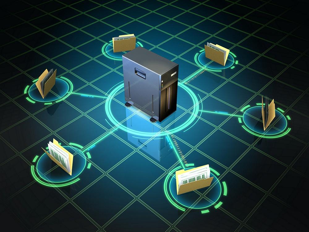 Суть и преимущества программно-определяемых систем хранения - 1
