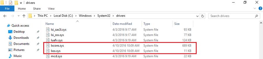 Включение подсистемы Linux в Windows 10 - 7