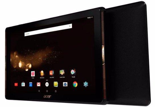 Acer Iconia Tab 10- новый музыкальный планшет