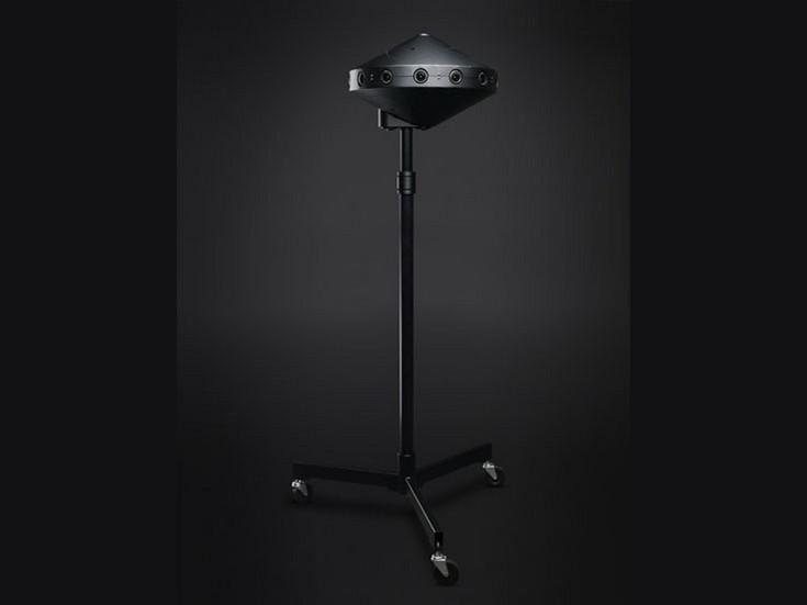 Создание камеры Facebook Surround 360 обойдётся желающим в 30 000 долларов