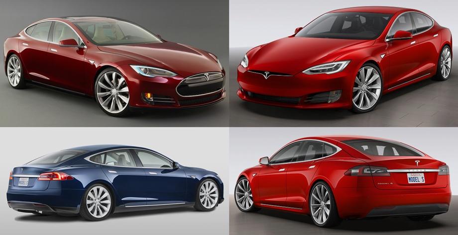 Хорошо и еще лучше: обновилась Tesla Model S - 2
