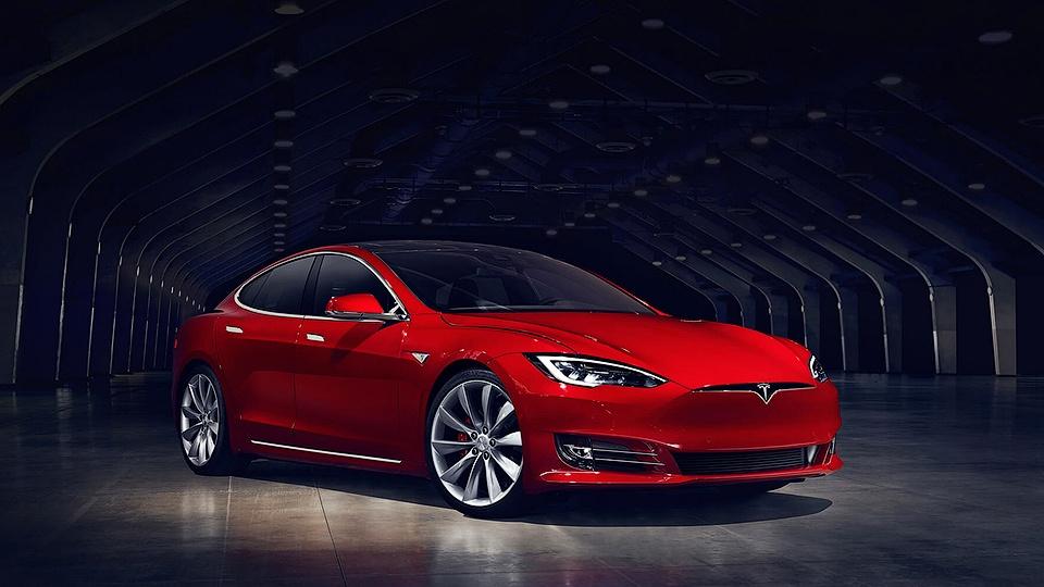 Хорошо и еще лучше: обновилась Tesla Model S - 1