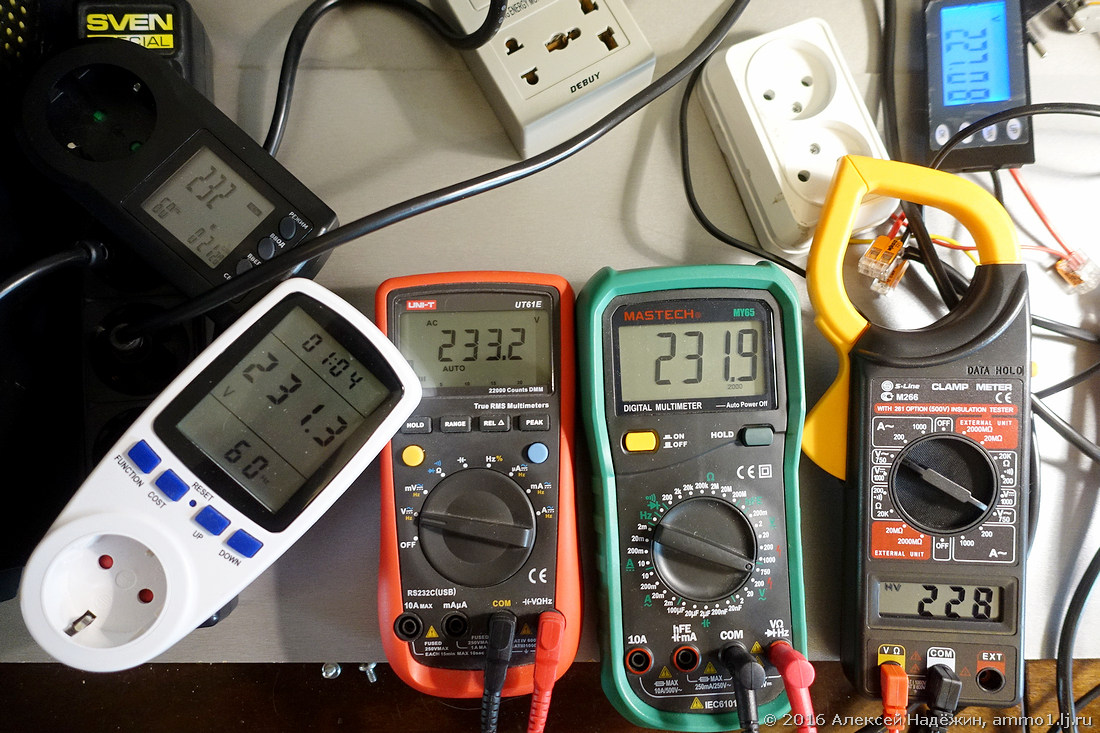 Измерители мощности Robiton PM1 и PM2 - 7