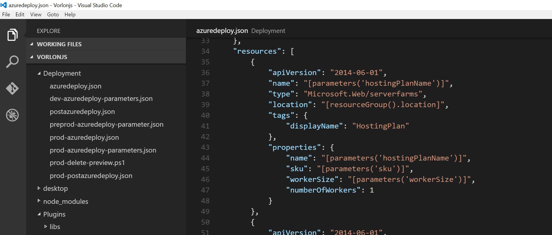 Как мы внедряли DevOps: инфраструктура-как-код с помощью Microsoft Azure и Azure Resource Manager - 3