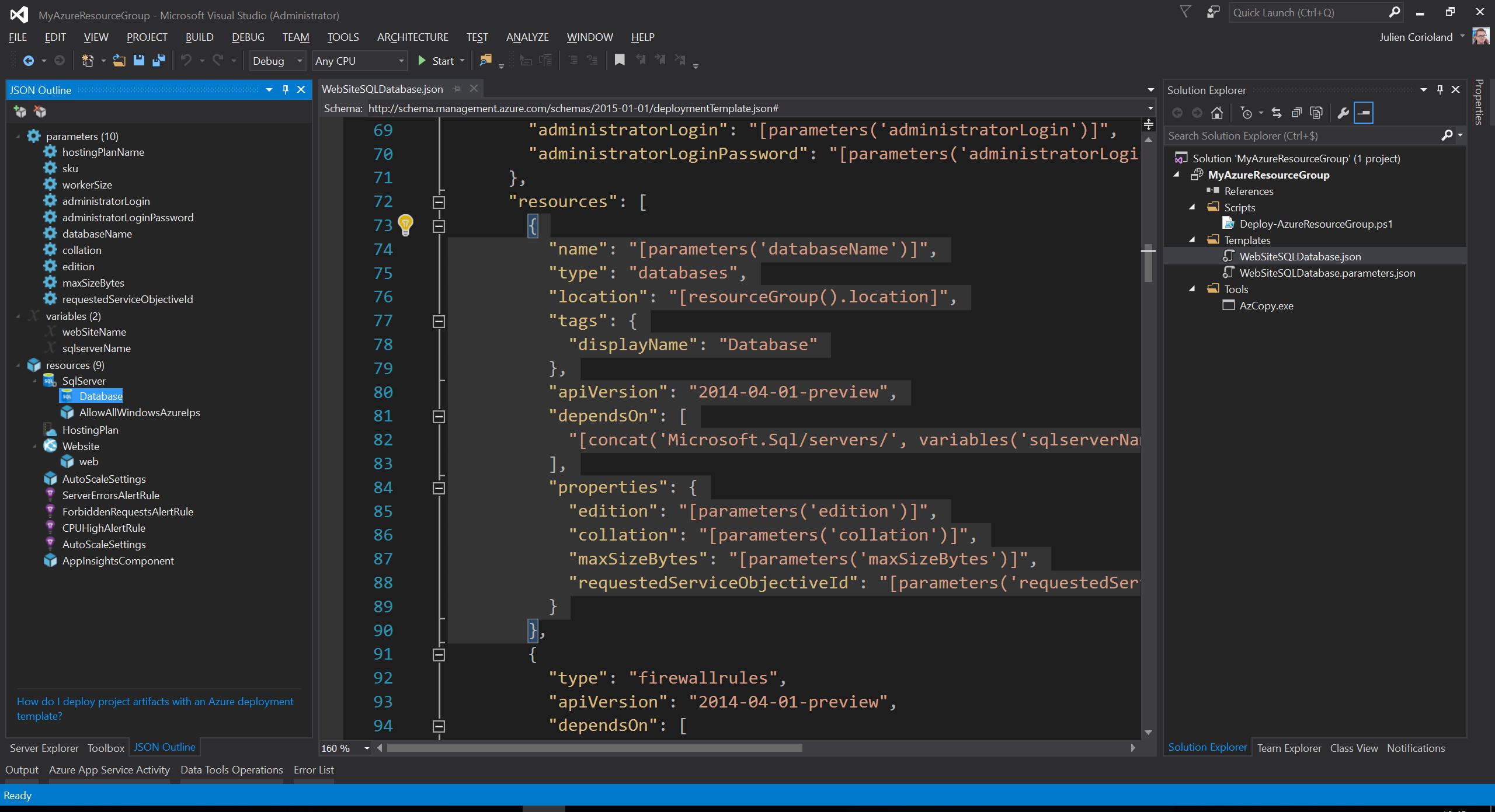 Как мы внедряли DevOps: инфраструктура-как-код с помощью Microsoft Azure и Azure Resource Manager - 8