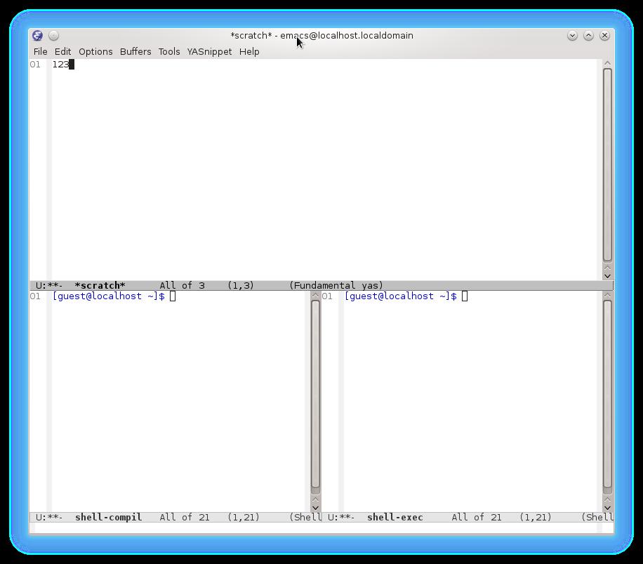 Макросы в Emacs'е: формируем отряды для обработки - 5