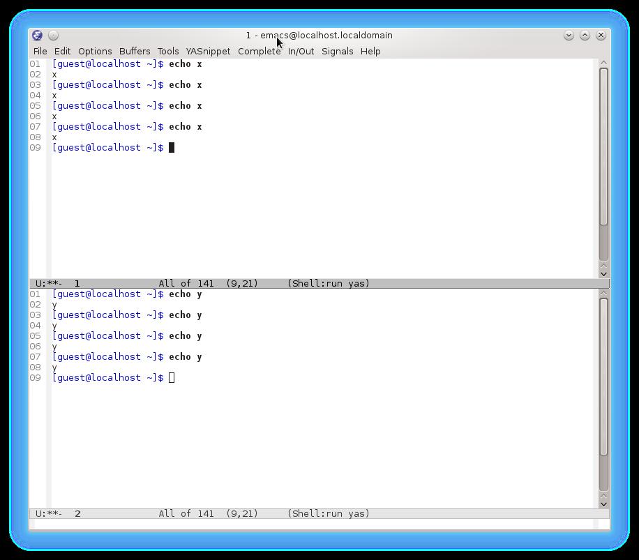 Макросы в Emacs'е: формируем отряды для обработки - 7