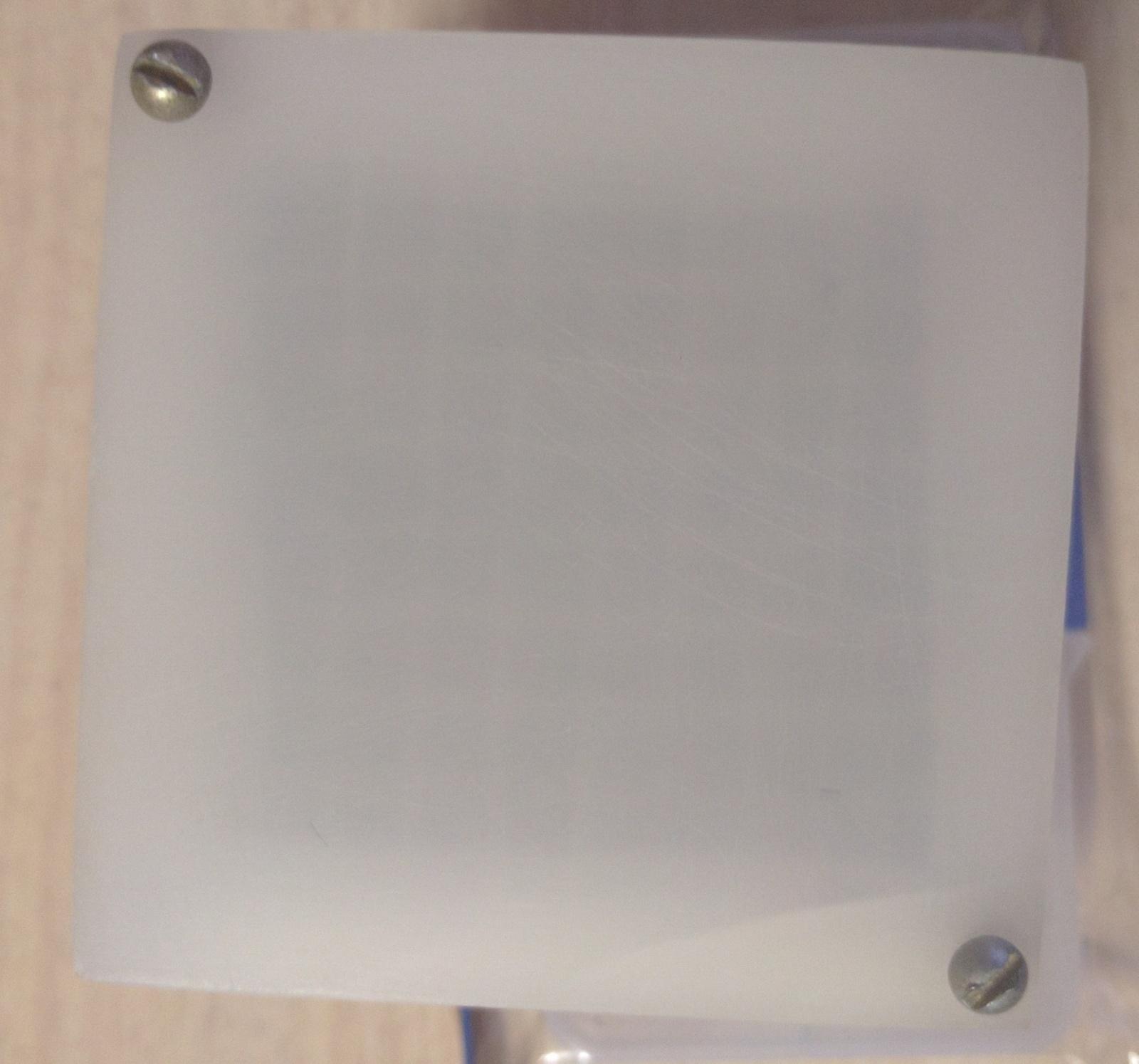 Прототип светодиодного табло на 262 144 комбинации цветов и 64 пикселя - 7