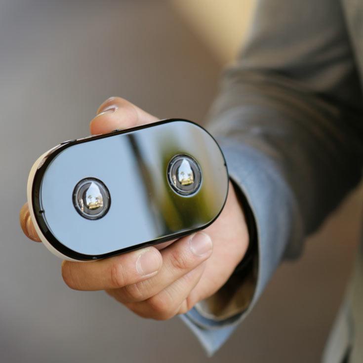 На выпуск камер LucidCam привлечено 2,1 млн долларов