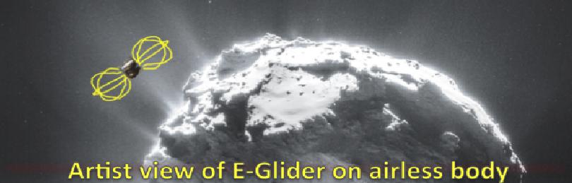 Астероид-машина, «двухмерный» корабль и ещё 11 сумасшедших идей НАСА - 10