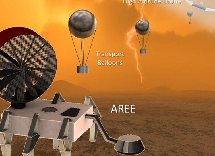 Астероид-машина, «двухмерный» корабль и ещё 11 сумасшедших идей НАСА - 12