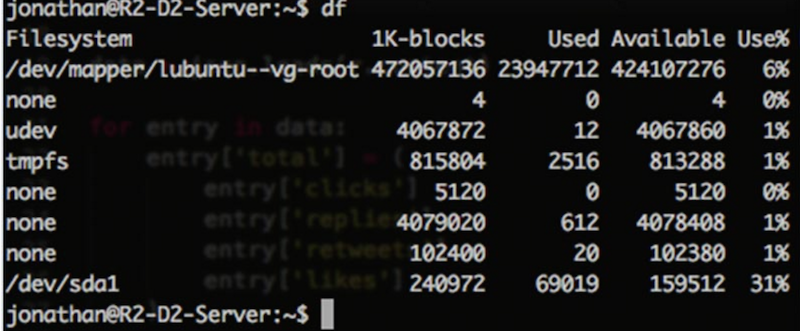 Более чем 80 средств мониторинга системы Linux - 22