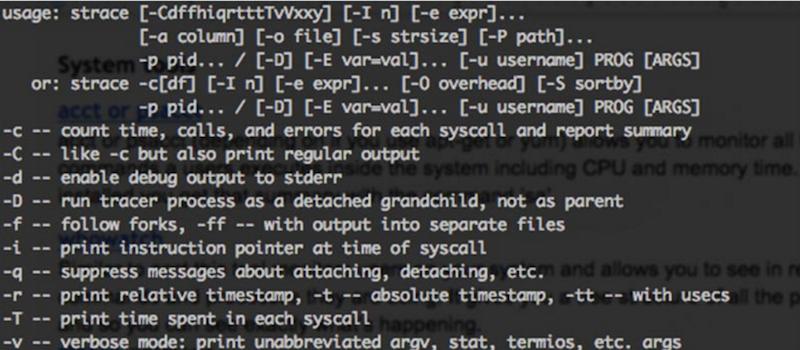 Более чем 80 средств мониторинга системы Linux - 36