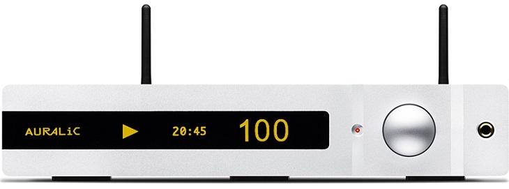 Auralic Altair поддерживает воспроизведение нескатых потоков аудио с высоким битрейтом и по беспроводной сети