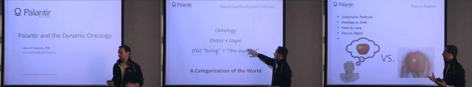 Динамическая онтология. Как инженеры Palantir объясняют это ЦРУ, АНБ и военным - 2