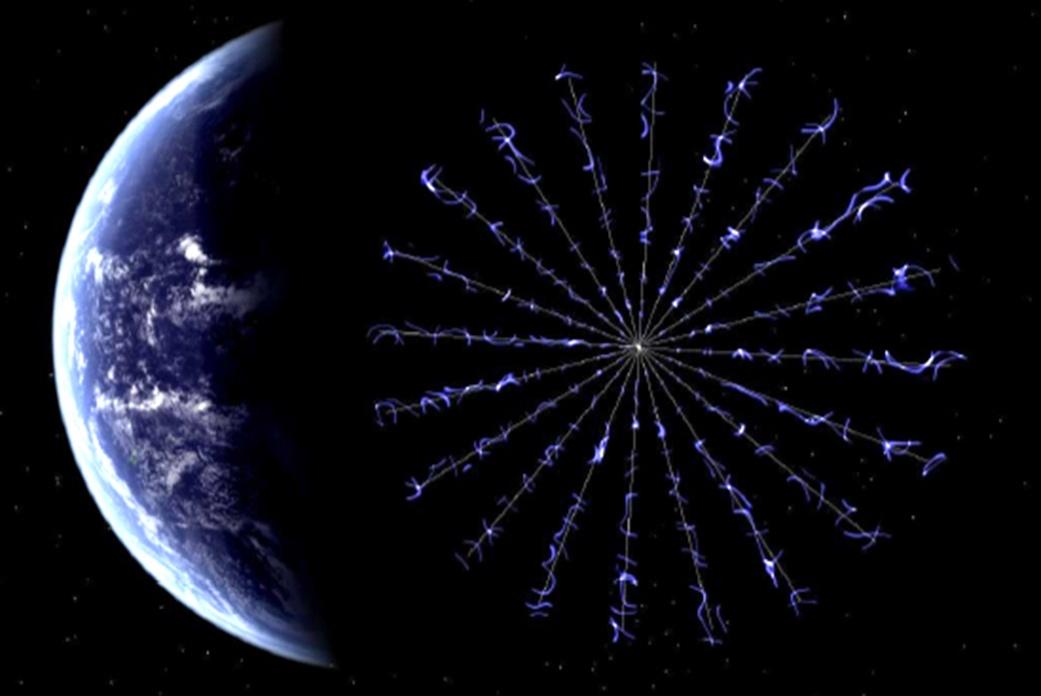 Электрический парус НАСА: первая проверка концепции - 1