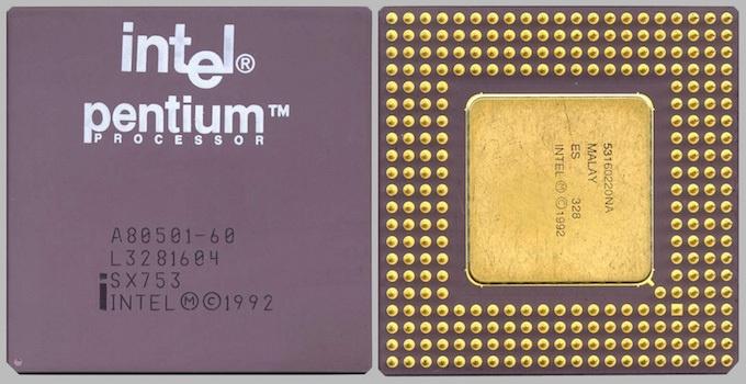 История развития процессоров: конец 80-х — начало 2000-х - 11