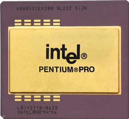 История развития процессоров: конец 80-х — начало 2000-х - 15