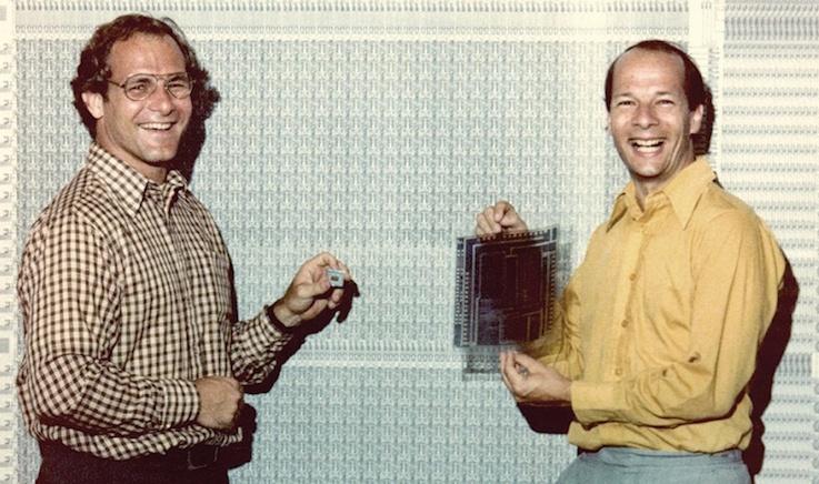 История развития процессоров: конец 80-х — начало 2000-х - 1