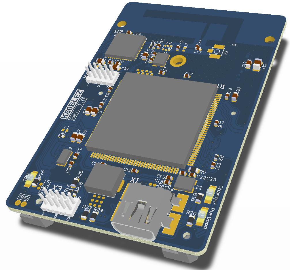 Модуль универсального контроллера для интернета вещей. Вдыхаем жизнь - 5