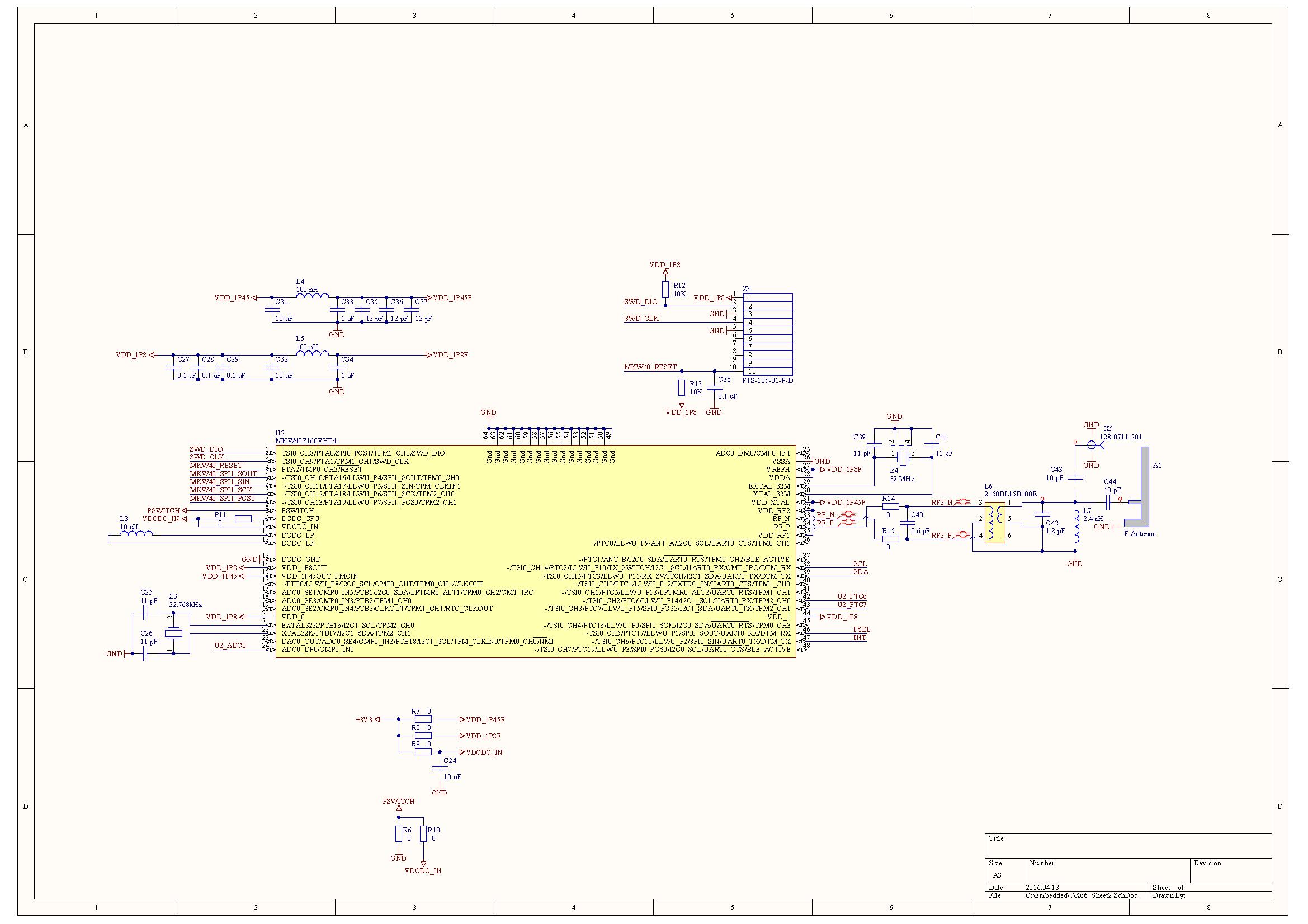Модуль универсального контроллера для интернета вещей. Вдыхаем жизнь - 8