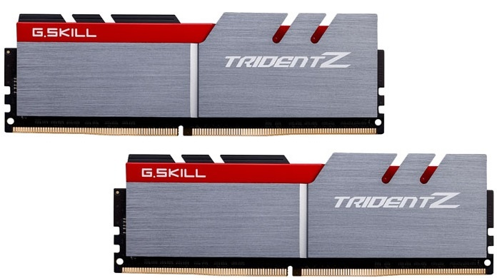 Планки G.Skill Trident Z DDR4-4333 совместимы с последней новинкой ASRock