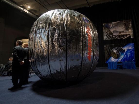 Bigelow Aerospace предлагает осваивать космос при помощи надувных модулей