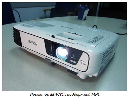 Проекторы Epson и мобильные презентации — советы по выбору проектора - 8