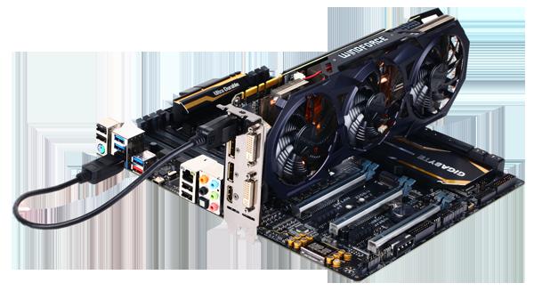 Системная плата Gigabyte GA-X99P-SLI получила 10 портов SATA