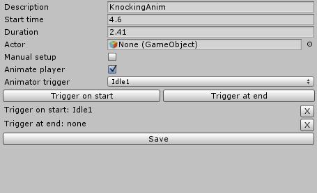 Создание редактора сценариев в Unity - 4