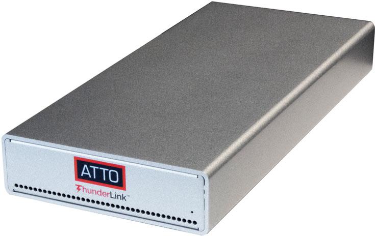 Модель ThunderLink 3402 оснащена двумя сетевыми портами 40GbE (QSFP+), а ThunderLink 3401 — одним