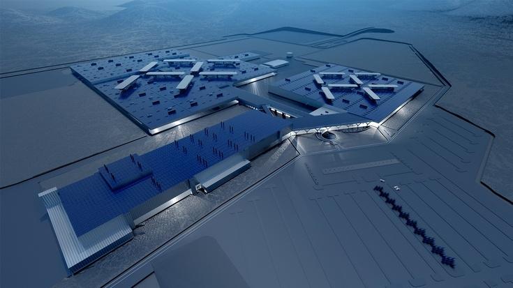 Faraday Future построит в Неваде завод, который будет питаться из возобновляемых источников энергии