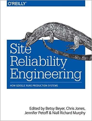 Site Reliability Engineering: антология мудрости Google или новое слово в DevOps - 1