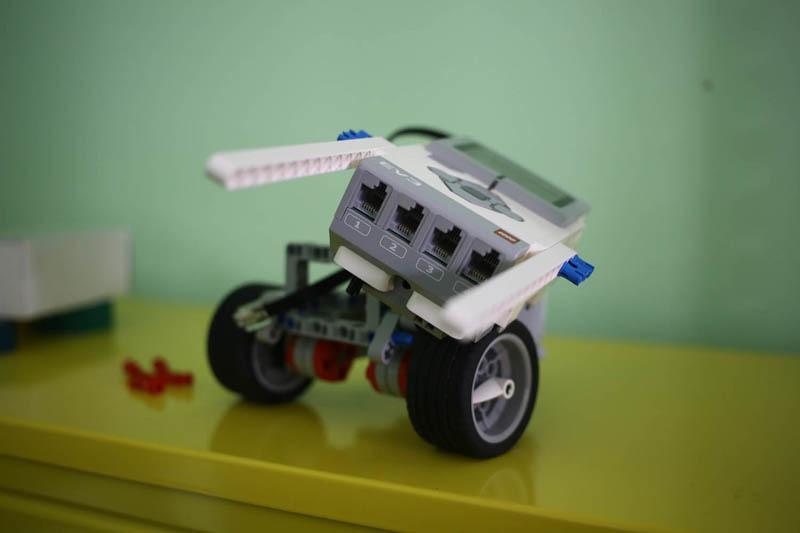 Детская робототехника в Крыму превозмогает - 11