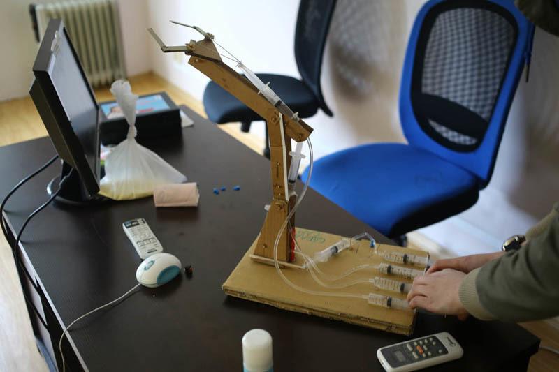 Детская робототехника в Крыму превозмогает - 12